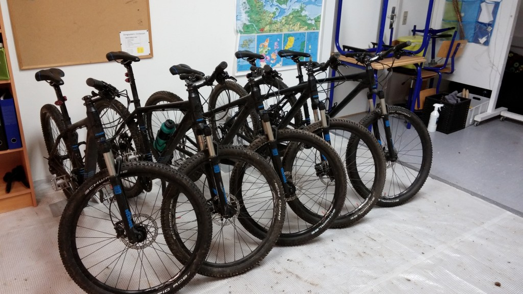 Semaiskolens cykler